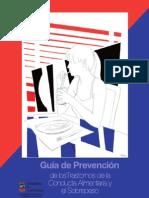 145905781 Guia Prevencion Trastornos Conducta Alimentaria 2012
