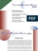Plan Gestion 2013v2