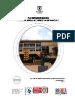 Plan Anticorrupción Secretaría General 2013