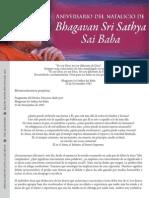 Cumpleaños Sai Baba. Boletín Devocional '13
