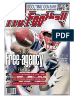 PFW - Vol. 23, Issue 01 (Feb. 25, 2008) Free Agency