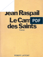 Raspail Jean - Le Camp Des Saints