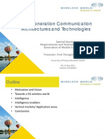 Next-Generation Communication Architectures and Technologies - Panagiotis Demenstichas