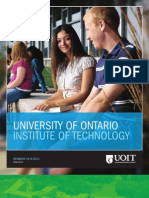 2010-2011 UOIT Viewbook