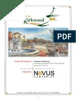 Gateway at Kirkwood Site Proposal by Novus - Kirkwood, MO