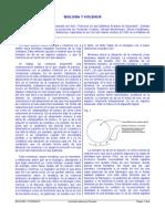 Maturana, Humberto. Biología y Violencia