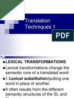 Tehnici de Traducere Pollyanna