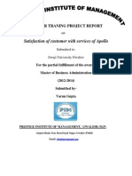 Summer Traning Project Report
