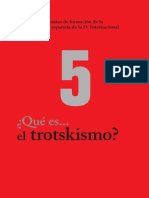 Cf Trotskismo