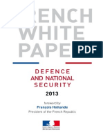 White Paper on Defense 2013