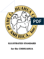 ILLUSTRATED STANDARD for the CHIHUAHUA