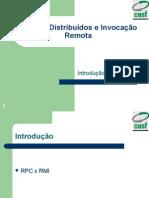 Completo - Objetos Distribuidos e Invocacao Remota