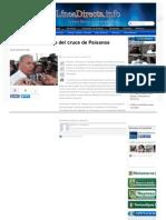 10-12-2013 'Al Pendiente Alcalde Del Cruce de Paisanos'