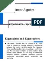 Eigen Values, Eigen Vectors_afzaal_1