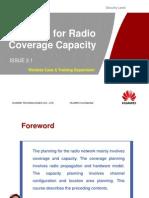 OG101 Planning for Radio Coverage Capacity