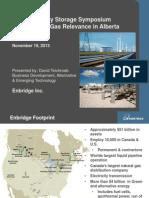 Enbridge - Power-to-gas relevance in Alberta