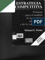 Estrat. Comp. - M.porter (Parte 1)