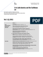 Imbusch Misse & Carrión Violence research in Latina America A literature Review