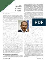 Blair Bush Unsealed Files