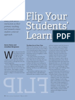 Flip Your Students' Learning