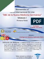 ABC de la NMG  Módulo I Parte I