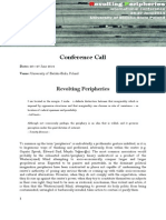 Revolting Peripheries 2014 Call for Papers