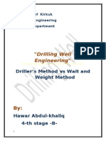 140411390 Drilling Well Engineering KICK