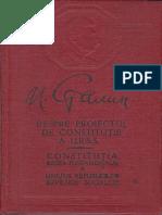 Stalin-Constitutia URSS 1951
