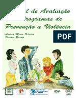 Manual de Avaliação de Programas de Prevenção a Violência