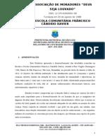 Relatório de Atividade  2013