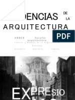 Tendencias de La Arquitectura
