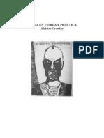 Aleister Crowley - Magia en teoria y práctica