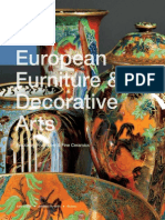 European Furniture & Decorative Arts Featuring Fine Ceramics & Silver | Skinner Auction 2698B