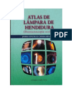 Atlas de Lampara de Hendidura (Biomicroscopia Ocular)
