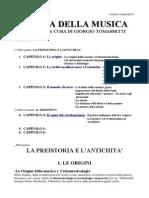 (eBook - Ita - Musica) Storia Della Musica (Riassunti)