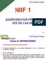 29 NIIF 1 Adopcion Por Primera Vez