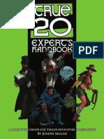 True20 - Expert's Handbook 2007 English