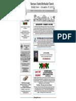 December 15 2013 Newsletter