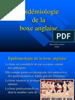 Boxe Epidemiologie