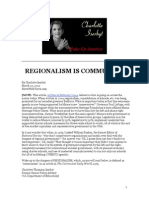 Iserbyt Regionalism is Communism NWV 3.10.12