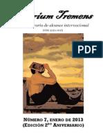 Revista Literaria Delirium Tremens 7 - Virtual