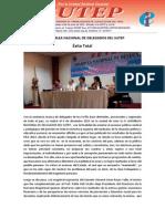 Acuerdos IV Asamblea Nacional 2013