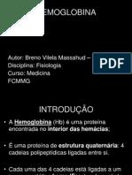 Hemoglobina Dissociacao