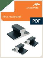 Trilhos Arcelor Mittal
