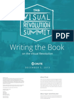 Writing the Book on the Visual Revolution