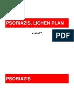 Cursul 7 Psoriazis Lp