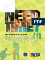 Employee Guide to FMLA