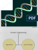 Genetic Engineering TED Talk Presentation