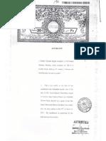 Affidavit of Amber Haroon Saigol