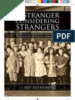 A Stranger Considering Strangers
